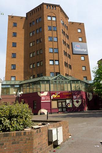 The Streets Of Belfast - Olio Restaurant Beside The Travelodge