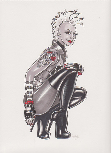 Punk Storm by Erica Hesse