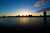 Oakland City Scape Shadow (Lake Merritt) (Foodieographer) Tags: ocvbphoto2011