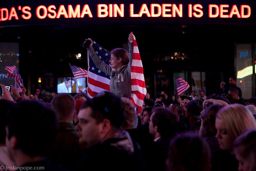 times of osama bin laden. To Bin Laden Times Square.