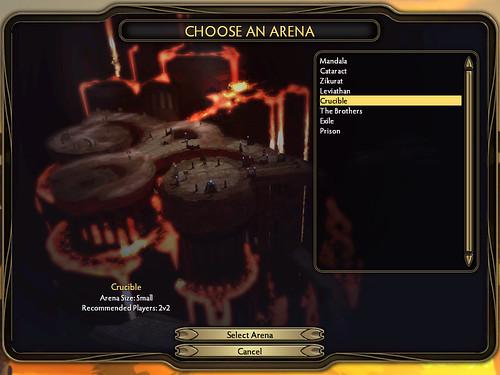 map Crucible