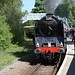 Duke of Gloucester on the way to Battersby with the Pullman