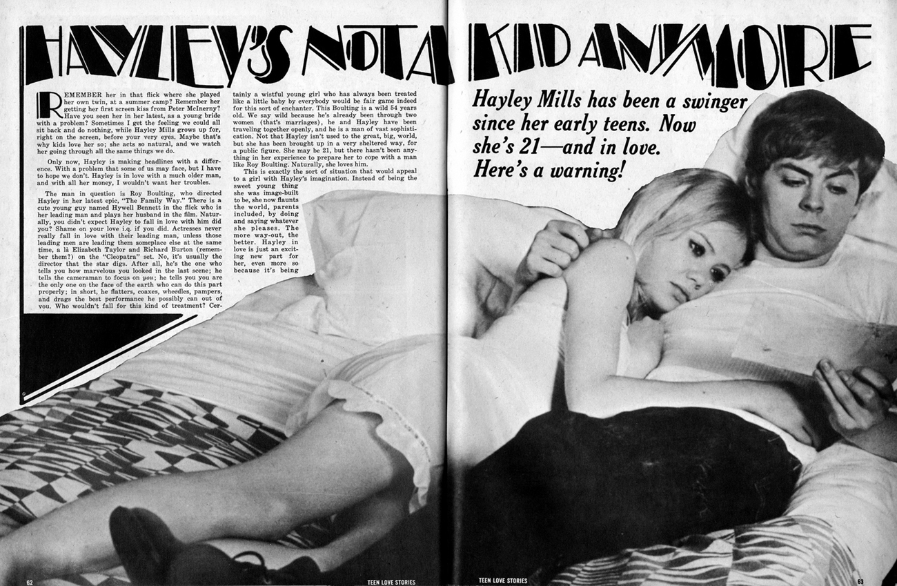 Teen Love Stories (Jan 1968) 2