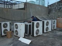 perbaikan ac split duct dan cassette (PT.BURSA TATA UDARA) Tags: air conditioner unit perbaikan