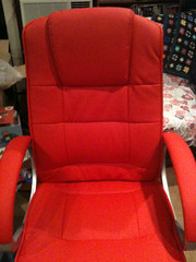 My new computer chair