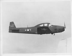 04-01860 Ryan L-17 Navion c. 1947 (San Diego Air & Space Museum Archives) Tags: sdasm aviation aeronautics sandiegoairandspacemuseum ryan ryan aeronautical san diego lindbergh field navion ryanl17navion ryanl17 l17navion l17