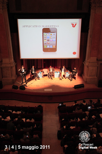 CDW - Auditorium S.Margherita, Workshop: E-business e lifestyle marketing - 4 | maggio | 2011