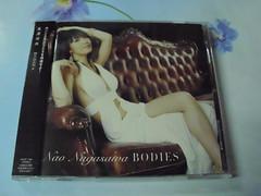 原裝絕版 2006年 3月29日 長澤奈央 Nao Nagasawa  BODIES CD  原價  3059YEN 中古品