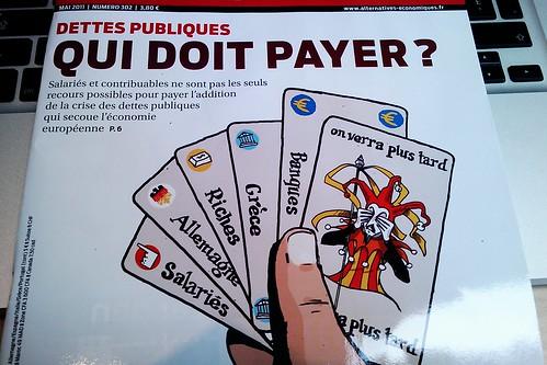 Qui doit payer la dette ?