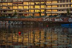 Hohenfelde Bay (redstarpictures) Tags: sunset lake water germany deutschland bay wasser sonnenuntergang sundown alster spiegelung hansestadt bucht abendrot abendstimmung abendlicht hohenfelde outeralsterlake hohenfelderbucht alserlake