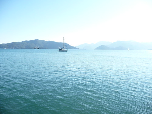 The View from Marmaris