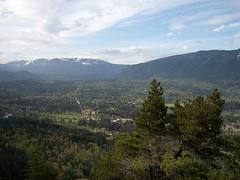 View from Little Si Summit