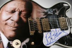 138/365: B.B. King (Kitworks) Tags: portrait electric guitar days 365 product bbking airbrush
