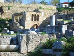 Ancient Corinth_Greece (koorosh.nozad) Tags: greece griechenland corinth korinth apollo apollon apollotemple apollontempel agora stoa kanal canal von korinthcanal europe euope ancient ruins antike ruinen peirenefountain peirenefountäne