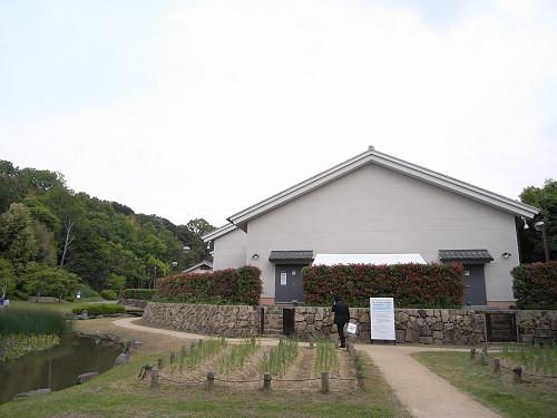国宝高松塚古墳壁画修理作業室の公開-04