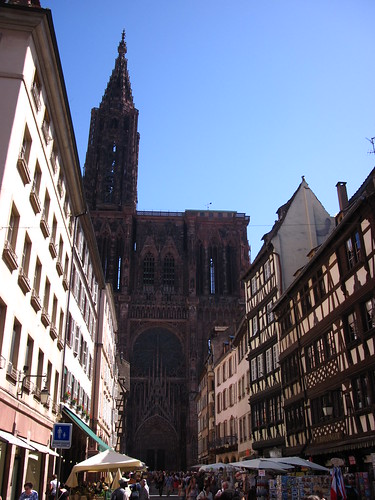 Cathedral 1: Strasbourg