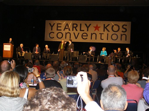 2007 Yearly KosPresidential Debate