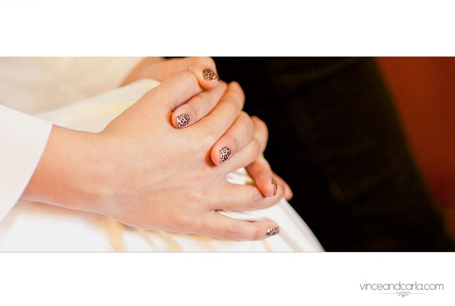 prep nails