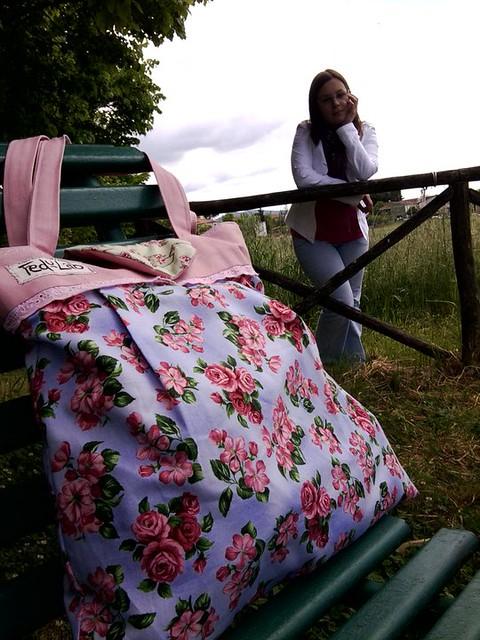 Super Romantic Roses Costumer ^_^
