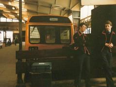 Leeds, April 1987 (elkemasa) Tags: 1987 leeds class142