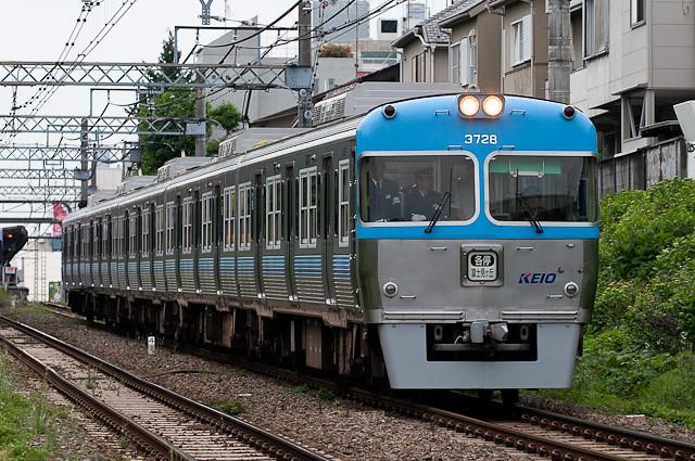 京王電鉄井の頭線3000系3028F 2011年5月27日