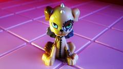 Watzit is unhappy with you! (gibbspaulus) Tags: dog pet monster high doll frankie doggy stein mattel watzit