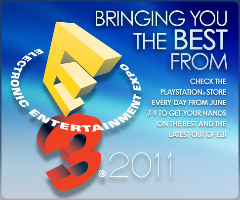 PlayStation Store E3