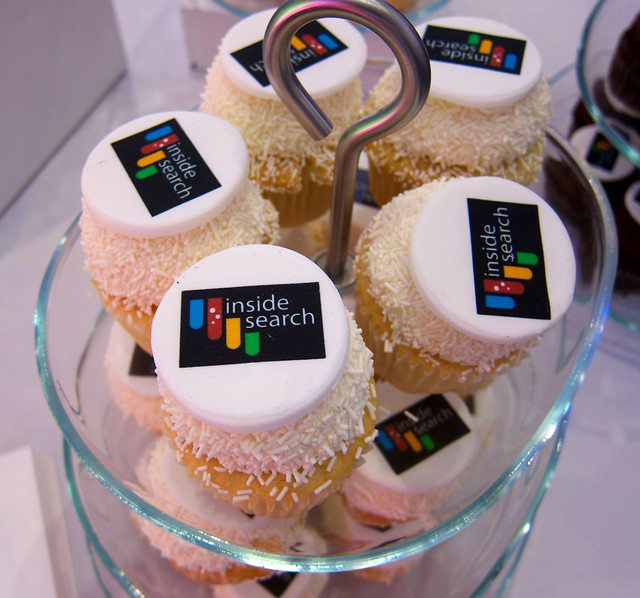 Google inside search cupcakes
