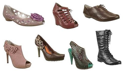 modelos de sapatos femininos inverno 2011