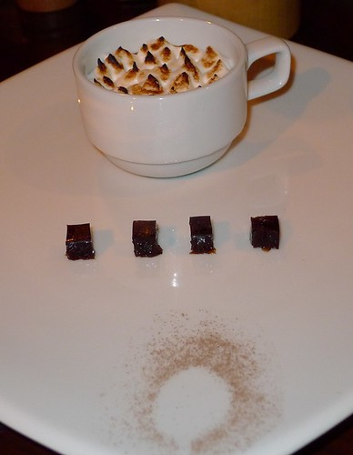 Chcolate mousse@Bamboo Santai