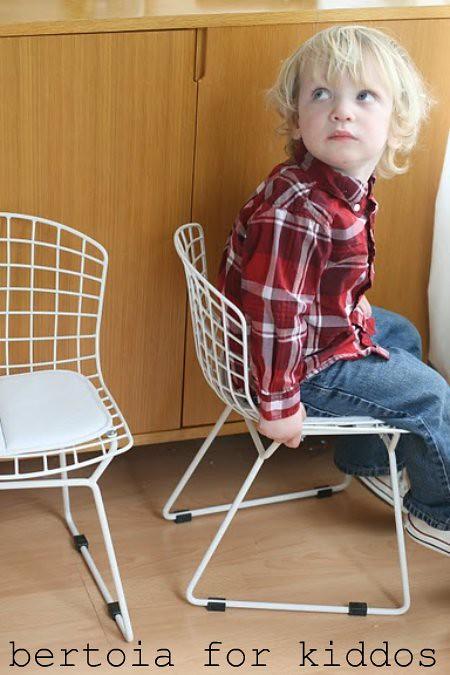 Bertoia Kids Chairs