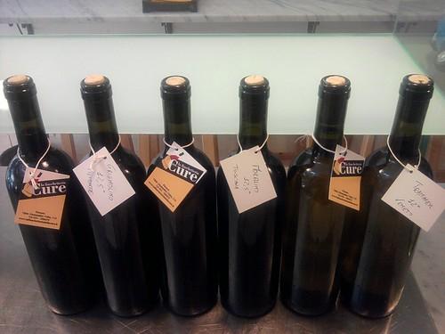 Vino sfuso by La Fiaschetteria delle Cure
