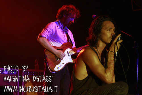 Incubus @ Huxley's - Berlin 17th june