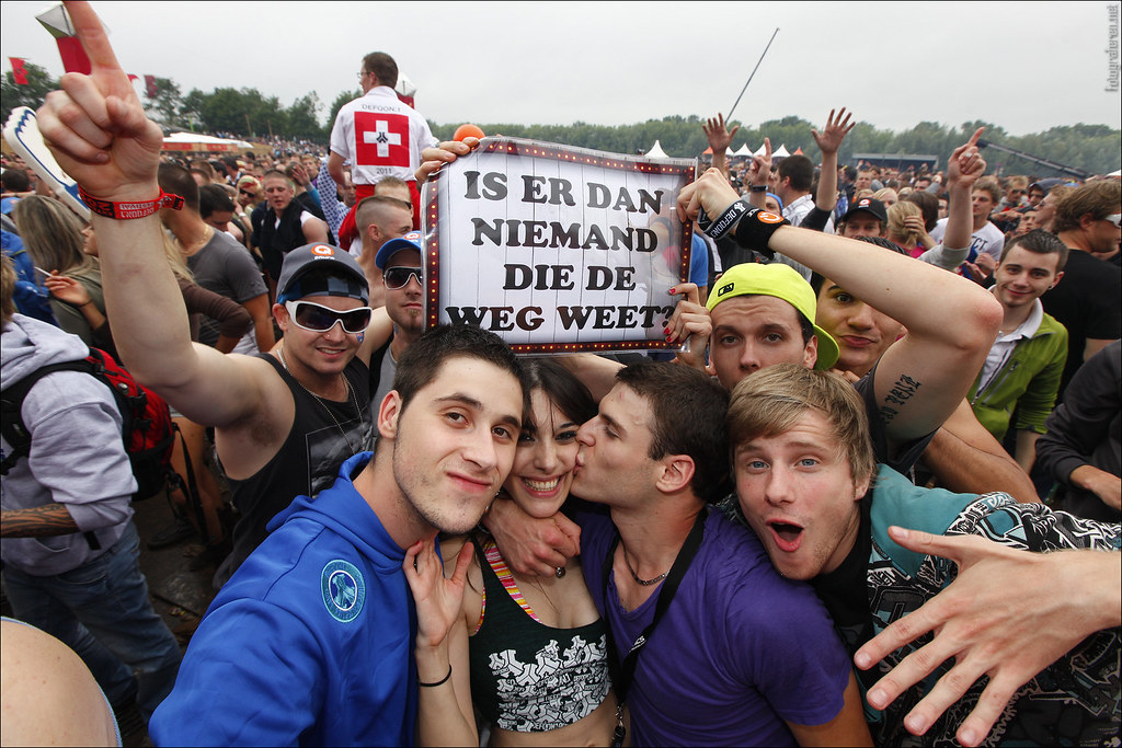 Defqon.1 2011 Partypeople