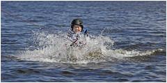 Anke monoski (NLHank) Tags: holland sports netherlands sport speed action nederland 8 wanneperveen belter overijssel waterski actie watersport stille monoski waterskin waterskibaan belterwiede monoskin canoneos7deos7d70200f2