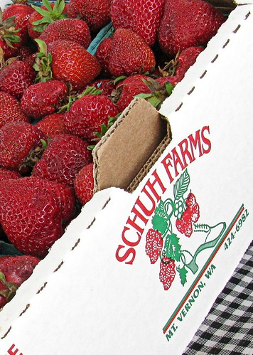 06-26-11 Schuh Strawberries by roswellsgirl