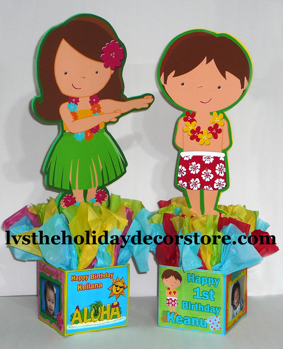 luau-hawaiian-centerpiece-personalized-birthday-party-decorations-handmade-customized-custom-design-girl-boy-hula-decor-pool-party-lvstheholidaydecorstorecom-pinkyandblueboycom