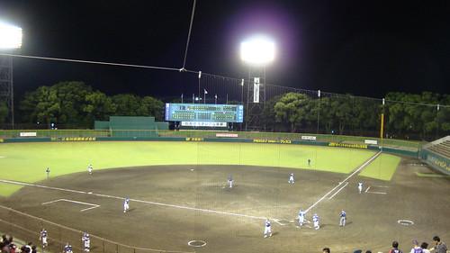 2011/06 女子プロ野球 前期16回戦 #01