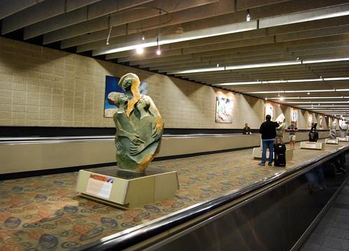 Atlanta - Airport Art