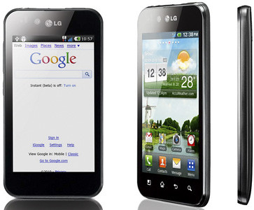 Критика политики LG. Официальный выход Android 2.3 для LG Optimus One.