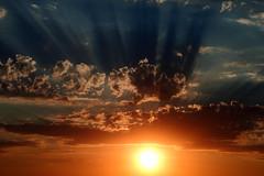 Burning Love (Explored) (joecrowaz) Tags: city light sunset wild arizona sun color nature phoenix canon raw shadows dramatic manual 550d t2i efs1855mmf3556is tyndalls cloudsstormssunsetssunrises