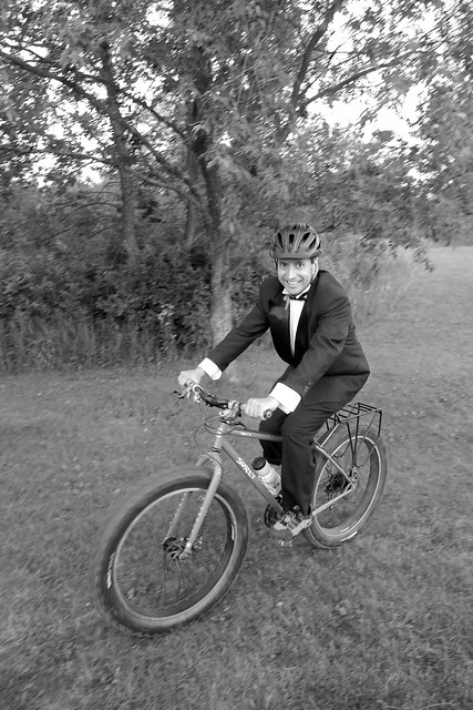 Mountain Bike Prom - 2011
