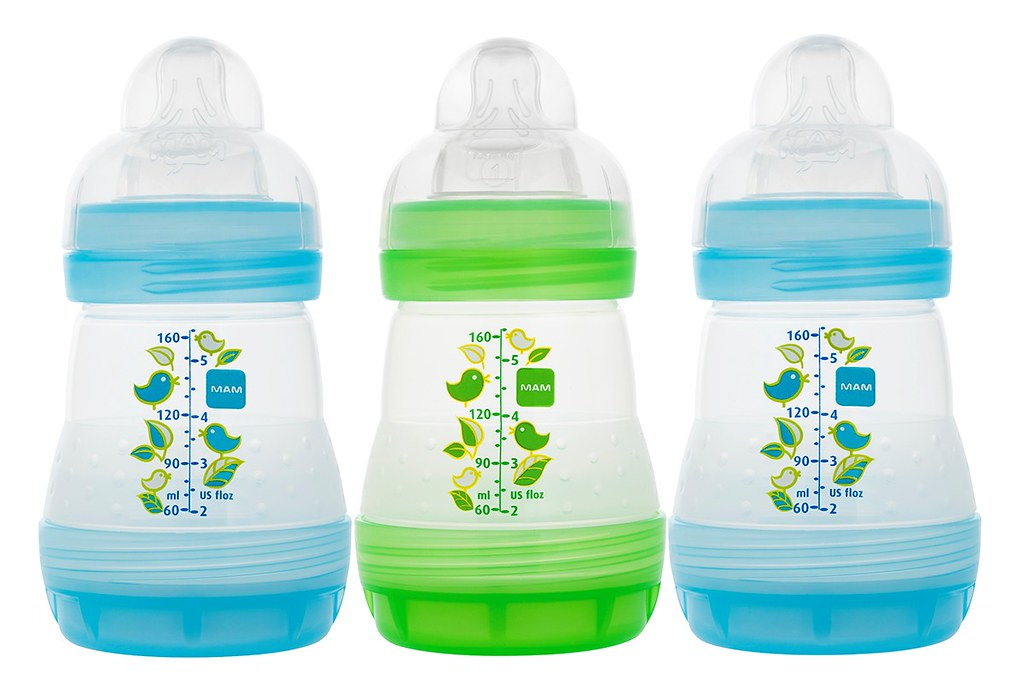 MAM Anti-Colic Bottle