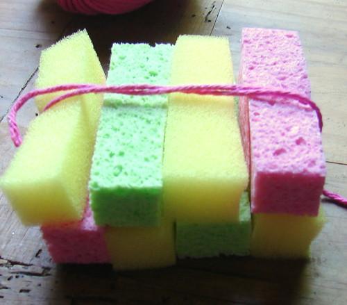 Sponge Balls Pic 3