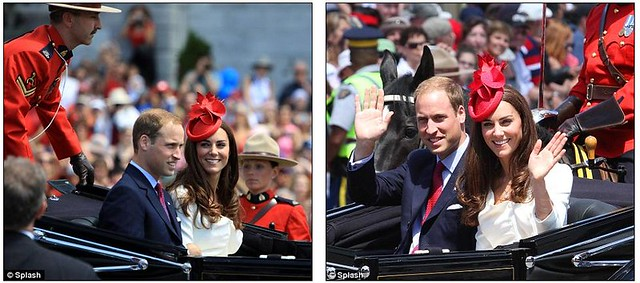 William and Kate a VERY warm Canada Day    William and Kate a VERY warm Canada Day   William and Kate a VERY warm Canada Day   William and Kate a VERY warm Canada Day  10