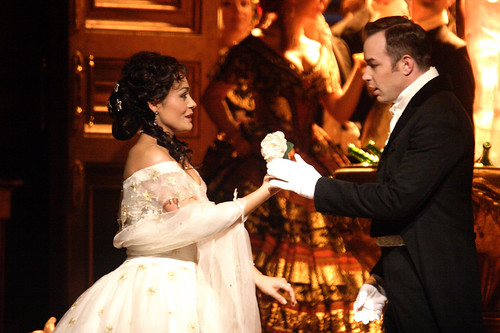 Your reaction: La traviata on BP Big Screens 2014