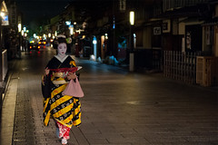 Kyoto (AdrienG.) Tags: gion maiko geisha kyoto  japon japan  nikon  d700 nikkor 24 70 f28 afs    geiko
