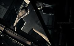 Reflex (davide978) Tags: davide978 davidecolli davidecolliphotography davide catalano piano bossi pianoforte musica music musicista yamaha mg6505