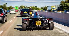 BAC Mono (William Hook) Tags: mx61hso bac mono bacmono track car race m6 motorway traffic supercar