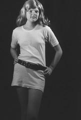 That day... (iEagle2) Tags: analog analogfilm analogue blackandwhite blackwhite bw ehefrau female frau femme film jungefrau minolta sweden srt101 woman wife